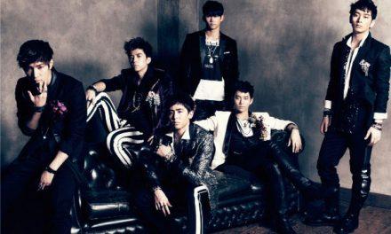 Японский альбом 2PM – Ultra Lover