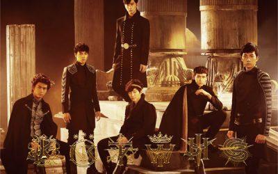 JAPANESE ALBUM LEGEND OF 2PM