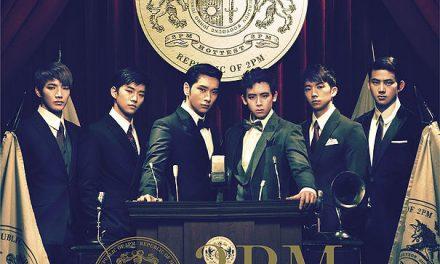 Японский альбом 2PM – Republic of 2PM