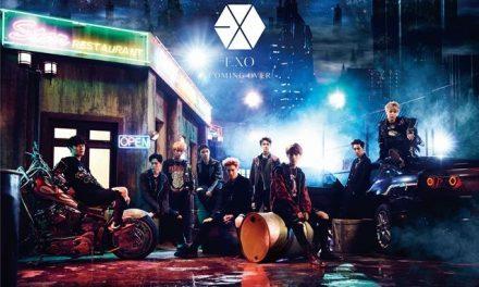 Японский альбом EXO – Coming Over