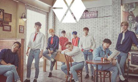 Японский Альбом EXO – Love Me Right ~romantic universe~