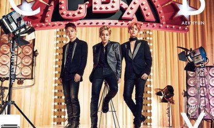 Японский альбом EXO-CBX – MAGIC