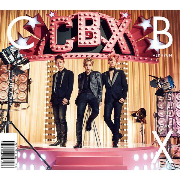 купить японский кпоп альбом exo-cbx magic описание треки распаковка фото
