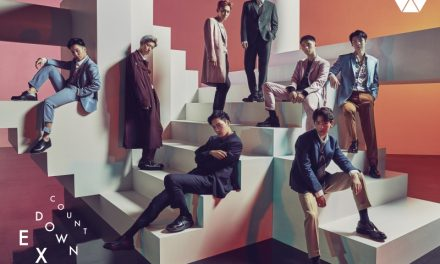 Японский альбом EXO – Countdown