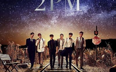 JAPANESE ALBUM GALAXY OF 2PM
