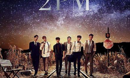 Японский альбом 2PM – Galaxy of 2PM