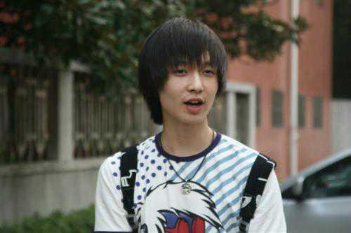 фото лэй exo исин до дебюта в школе