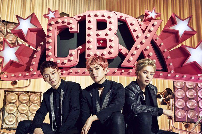 EXO-CBX кпоп биография факты личная жизнь фото