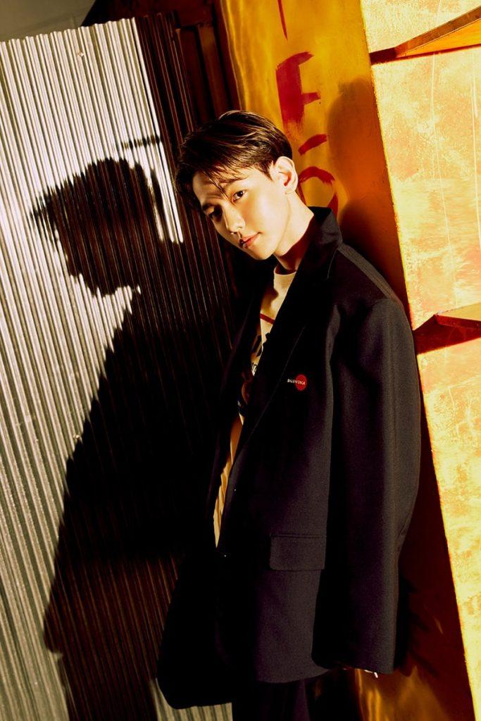 бэкхён Baekhyun EXO кпоп биография, факты, личная жизнь, девушка, альбомы, фото