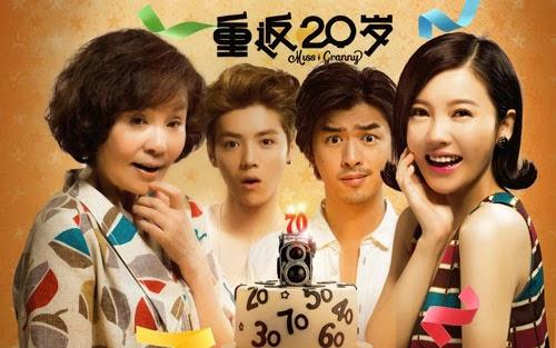 китайский фильм снова в 20 лухан exo 20 Once Again