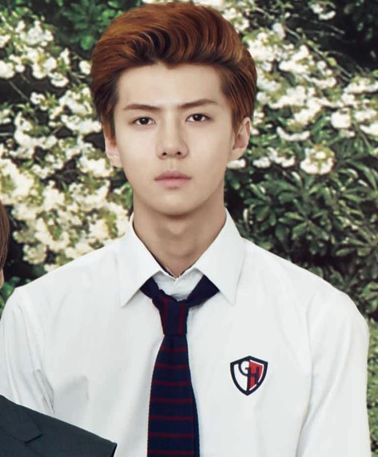 корейская дорама для тебя во всем цвету To the Beautiful You сехун exo кпоп