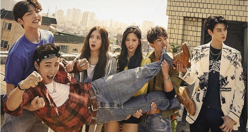 корейская дорама лучший хит 2017 ча ыну astro