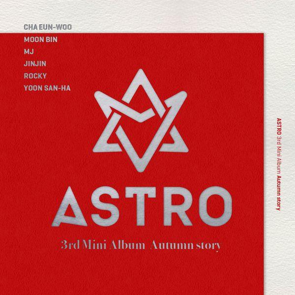 купить кпоп альбом ASTRO – Autumn story описание треки распаковка клипы фото