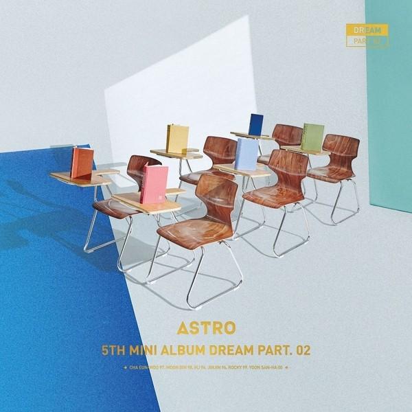 купить кпоп альбом ASTRO Dream Part.02 описание треки клипы фото распаковка
