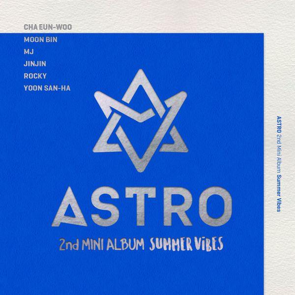купить кпоп альбом ASTRO - Summer Vibes описание треки распаковка клипы фото