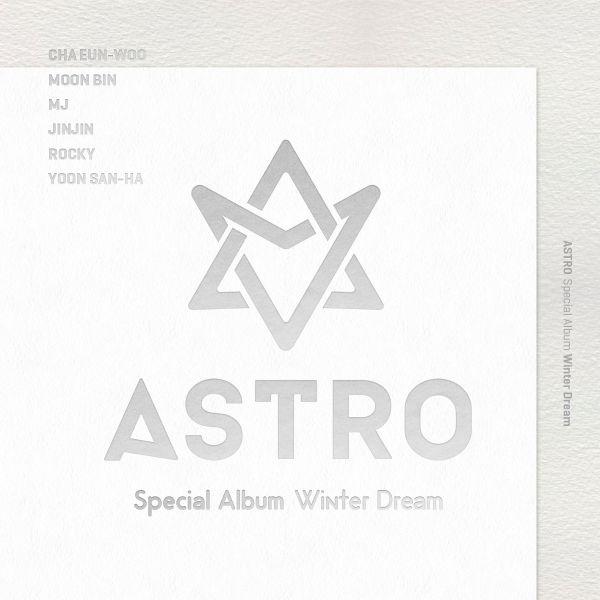 купить кпоп альбом ASTRO WINTER DREAM описание треки распаковка клип фото