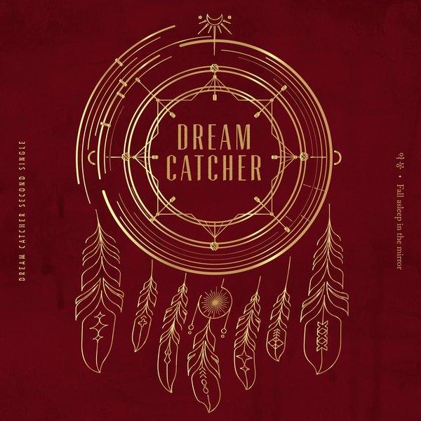 купить кпоп альбом Dreamcatcher Fall asleep in the mirror фото описание распаковка клипы слушать треки