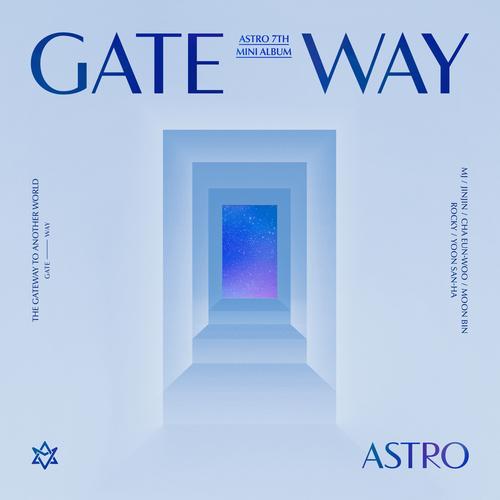 купить кпоп альбом astro GATEWAY описание распаковка треки фото клип