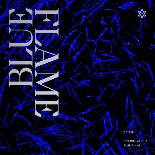 купить кпоп альбом astro blue flame описание треки распаковка клип фото