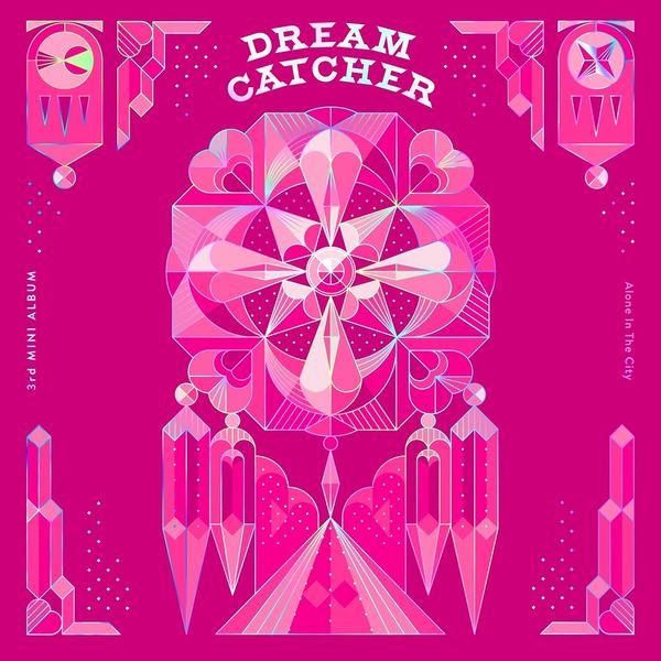 купить слушать кпоп альбом dreamcatcher Alone In The City описание треки распаковка клипы фото