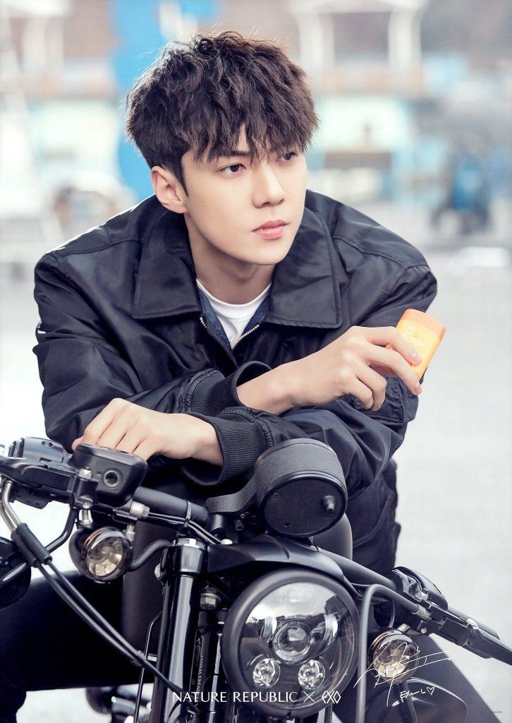 сехун exo кпоп фото 2018
