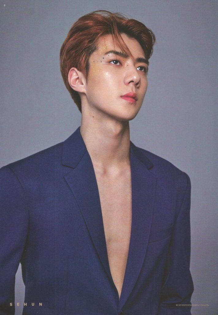 сехун exo кпоп фото 2019