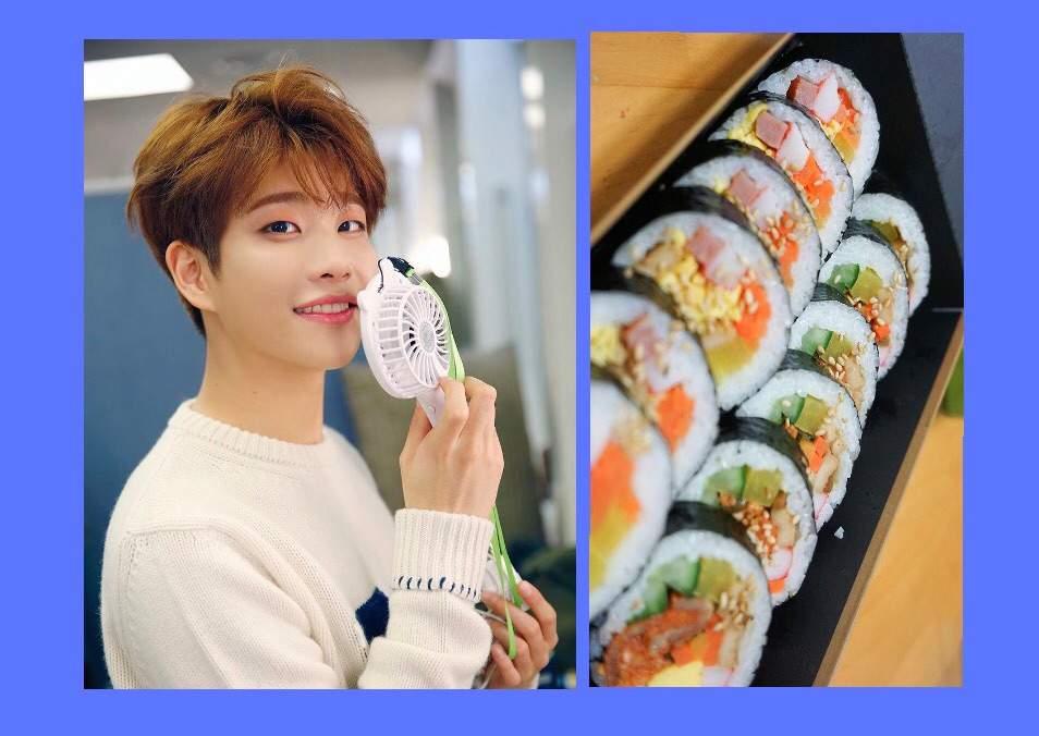 mj astro кпоп любит суши ест
