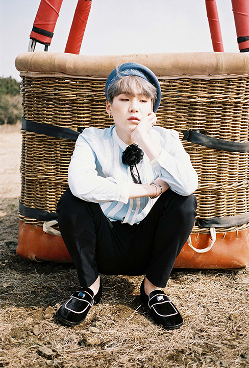 бтс кпоп фото альбом bts The Most Beautiful Moment in Life Young Forever suga шуга 1