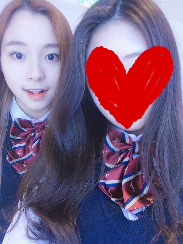гахён dreamcatcher gahyeon кпоп фото до дебюта в школе