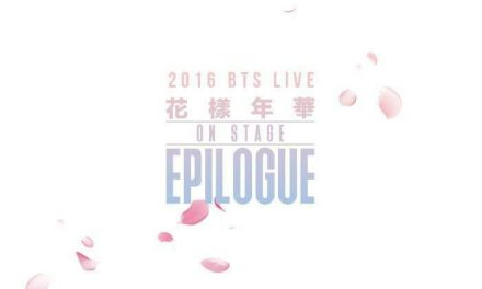 Альбом 2016 BTS Live Flower On Stage: Epilogue Concert