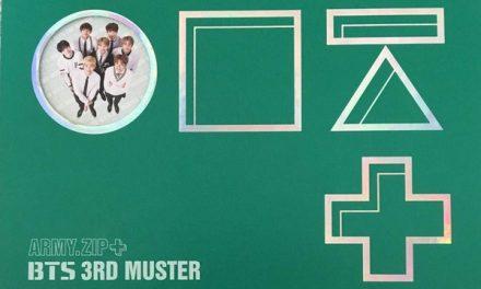 Альбом BTS – BTS 3rd Muster Army.Zip+