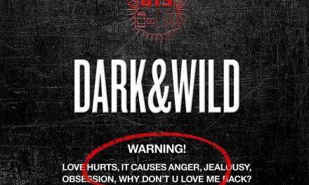 Альбом BTS – DARK & WILD