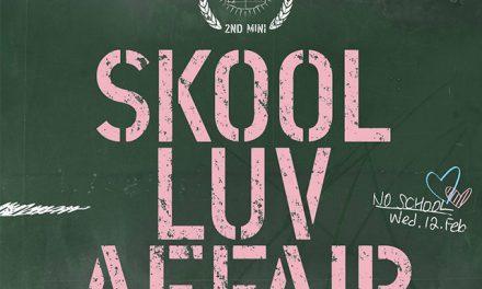 Альбом BTS – Skool Luv Affair