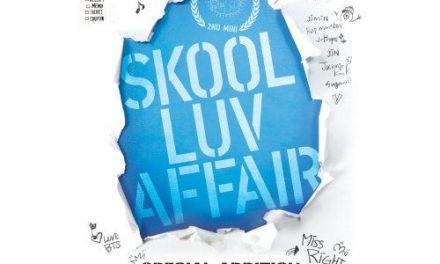 Альбом BTS – Skool Luv Affair Special Addition