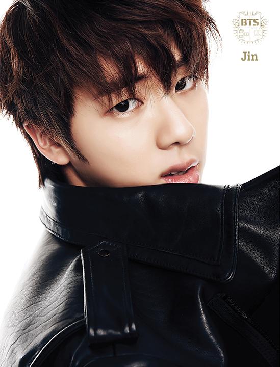 джин jin на фотографии для кпоп альбома бтс 2 cool 4 school