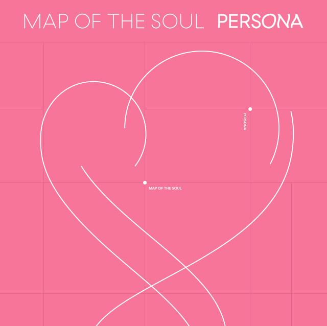кпоп альбом бтс map of the soul persona фото