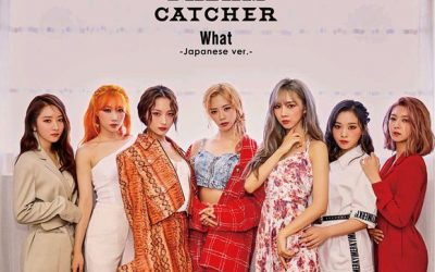 Японский альбом Dreamcatcher – What -Japanese ver.-