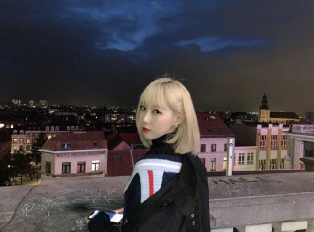 хандон dreamcatcher Handong кпоп фото 2019