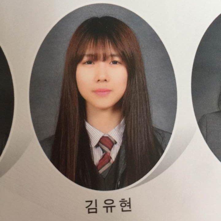 юхён dreamcatcher Yoohyeon кпоп фото до дебюта в школе
