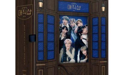 Альбом BTS – 2019 BTS 5TH MUSTER [MAGIC SHOP]
