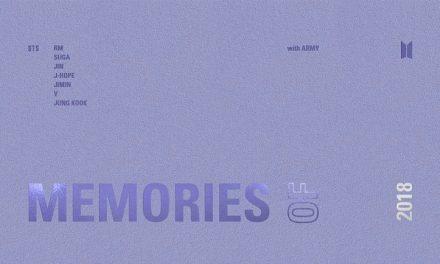 Альбом BTS MEMORIES OF 2018