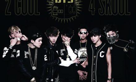 Японский альбом BTS – 2 Cool 4 Skool / O!Rul8,2