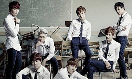 Японский альбом BTS – Boy in Luv