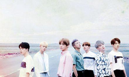 Японский альбом BTS – YOUTH