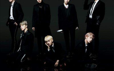 Японский альбом THE BEST OF BTS -KOREAN EDITION-