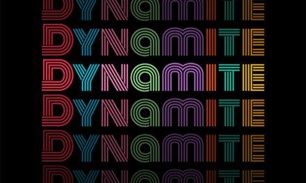 Сингл BTS – Dynamite