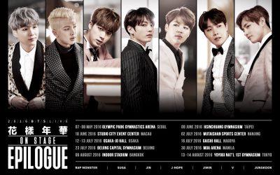 Японский альбом BTS – 2016 BTS LIVE (Kayounenka on stage: epilogue) ~Japan Edition~