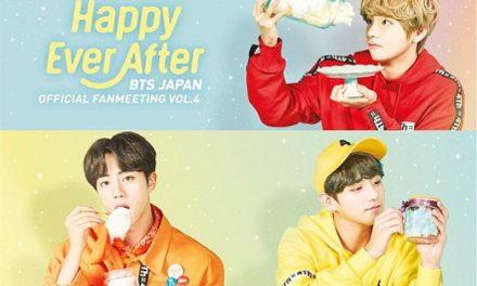 Японский альбом BTS JAPAN OFFICIAL FANMEETING VOL 4 [Happy Ever After]