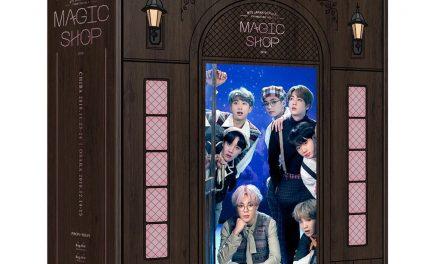 Японский альбом BTS – BTS JAPAN OFFICIAL FANMEETING VOL.5 MAGIC SHOP