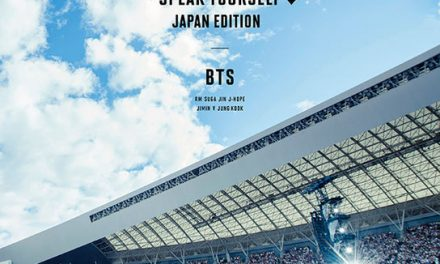 """Японский альбом BTS – BTS WORLD TOUR """"LOVE YOURSELF: SPEAK YOURSELF"""" JAPAN EDITION"""